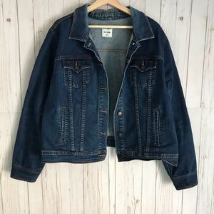 Old Navy Button Up Jean Jacket